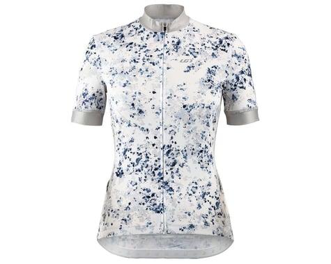 Louis Garneau Women's Art Factory Jersey (Blue) (XL)
