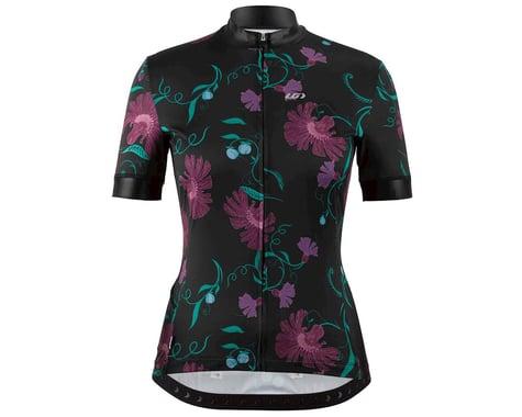 Louis Garneau Women's Art Factory Jersey (Floral) (L)