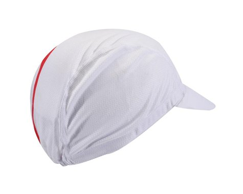 Louis Garneau Course Vent Cap (Black/White) (One Size)