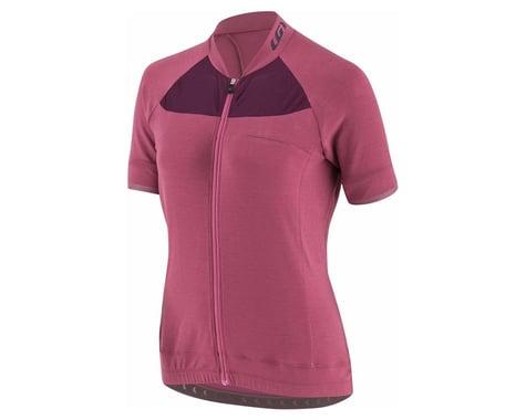 Louis Garneau Women's Beeze 2 Jersey (Gypsy Pink)