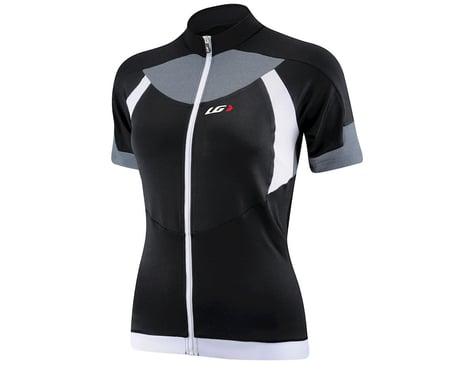 Louis Garneau Garneau Icefit Women's Short Sleeve Jersey: Black XL