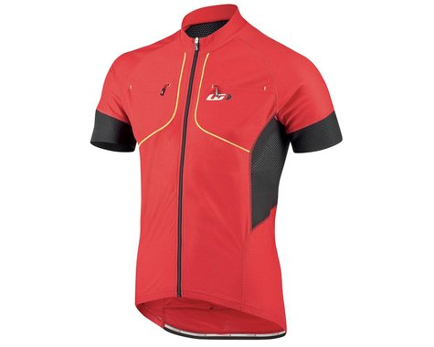 Louis Garneau Evans GT Cycling Jersey (Ginger)