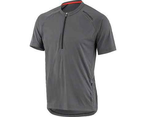 Louis Garneau West Branch Men's Jersey (Asphalt Grey)