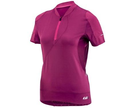 Louis Garneau Women's Gloria Cycling Jersey (Magenta Purple)