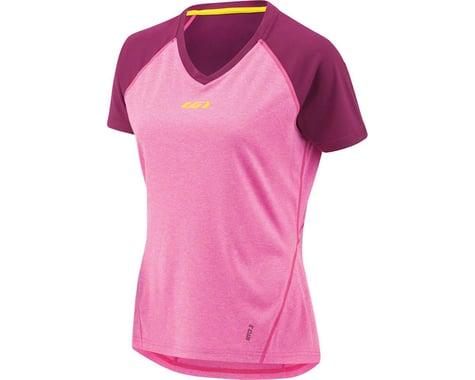 Louis Garneau Women's HTO 2 Jersey (Pink Glow/Magenta Purple)