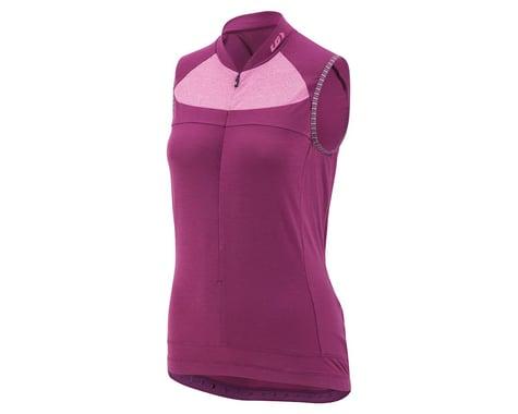 Louis Garneau Women's Beeze 2 Jersey (Magenta/Purple) (XS)