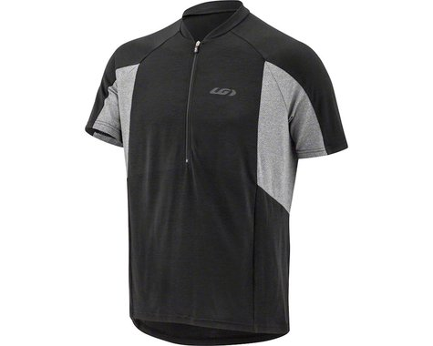 Louis Garneau Connection Jersey (Black/Grey) (XL)