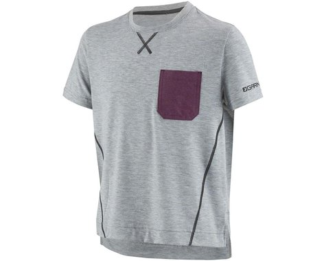 Louis Garneau T-Dirt Junior Jersey (Heather Gray)