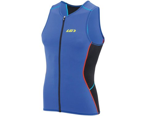 Louis Garneau Comp Sleeveless Tri Top (Multi Color)