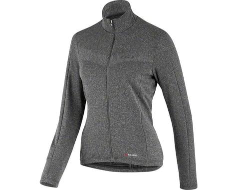 Louis Garneau Women's Power Wool Long Sleeve Jersey (Teal Gr) (Xlarge)