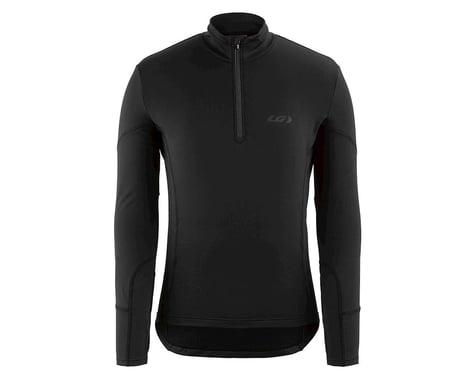 Louis Garneau Edge 2 Long Sleeve Jersey (Black) (M)