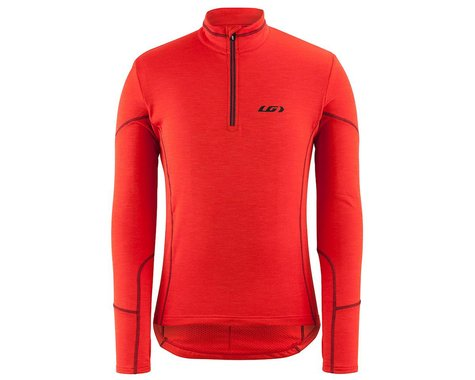 Louis Garneau Edge 2 Long Sleeve Jersey (Flame)