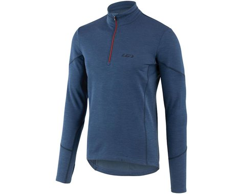 Louis Garneau Edge 2 Long Sleeve Jersey (Sargasso Sea)