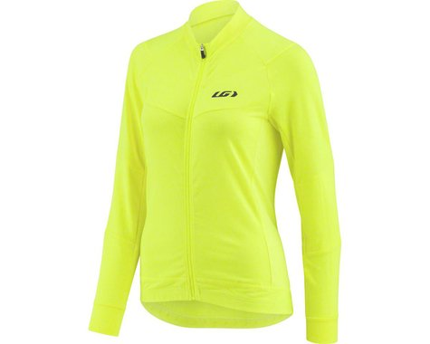 Louis Garneau Women's Beeze Jersey (Bright Yellow) (M)