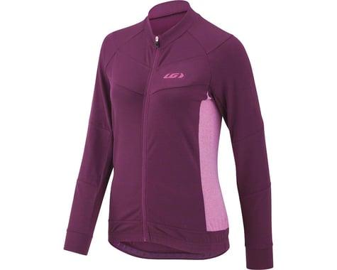 Louis Garneau Women's Beeze Jersey (Magenta Purple) (M)