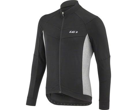 Louis Garneau Lemmon Long Sleeve Jersey (Black/Grey) (XL)