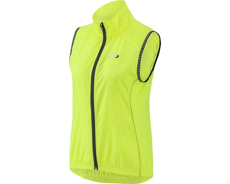 Louis Garneau Women's Nova 2 Cycling Vest (Bright Yellow) (M)