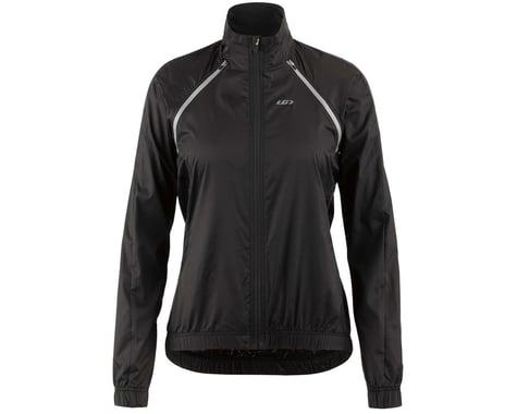 Louis Garneau Women's Modesto Switch Jacket (Black) (2XL)