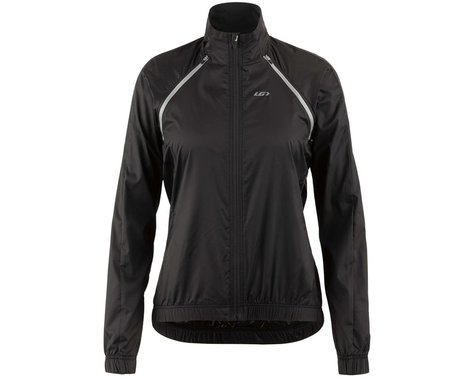 Louis Garneau Women's Modesto Switch Jacket (Black) (S)