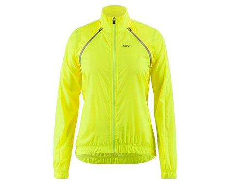 Louis Garneau Women's Modesto Switch Jacket (Bright Yellow)