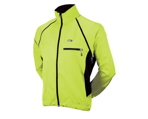 Louis Garneau Electra 2 Jacket (Blue) (Xxlarge)