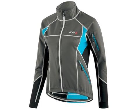 Louis Garneau Enerblock Women's Bike Jacket 2 (Gray/Black)
