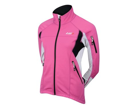 Louis Garneau Women's Enerblock Cycling Jacket (Pink) (Xxlarge)