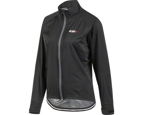 Louis Garneau Women's Commit Waterproof Jacket (Black)