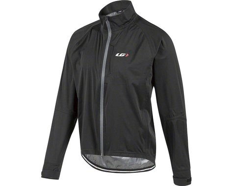 Louis Garneau Commit Waterproof Jacket (Black)