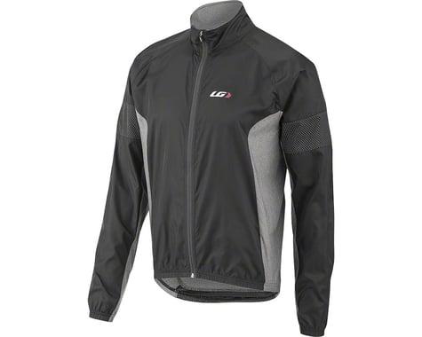 Louis Garneau Modesto 3 Cycling Jacket (Black/Grey) (L)