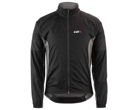 Louis Garneau Modesto 3 Cycling Jacket (Black/Grey) (2XL)
