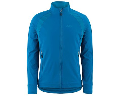 Louis Garneau Men's Dualistic Jacket (Mykonos Blue) (S)