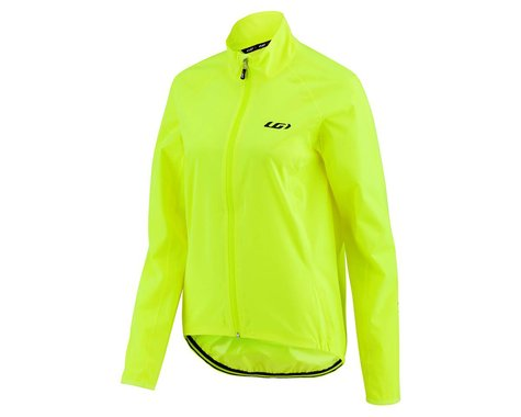 Louis Garneau Women's Granfondo 2 Jacket (Bright Yellow) (2XL)