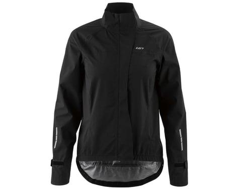 Louis Garneau Women's Sleet WP Jacket (Black) (L)