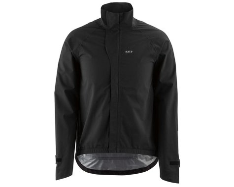 Louis Garneau Men's Sleet WP Jacket (Black) (S)