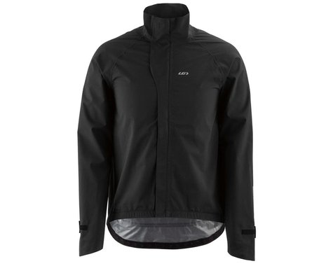 Louis Garneau Men's Sleet WP Jacket (Black) (XL)