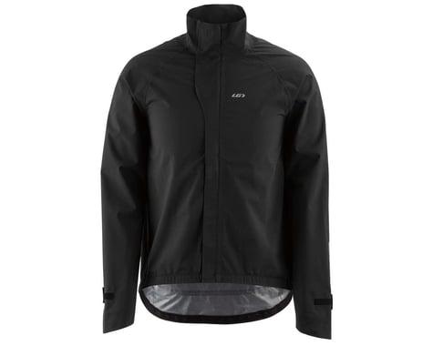 Louis Garneau Men's Sleet WP Jacket (Black) (2XL)