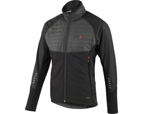 Louis Garneau Cove Hybrid Jacket (Black/Gray)