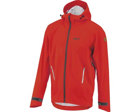 Louis Garneau 4 Seasons Hoodie Jacket (Flame)