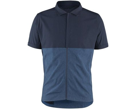 Louis Garneau Garneau Cambridge Shirt (Dark Night) (L)