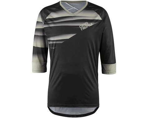 Louis Garneau J-BAR 2 Jersey (Black/Grey)