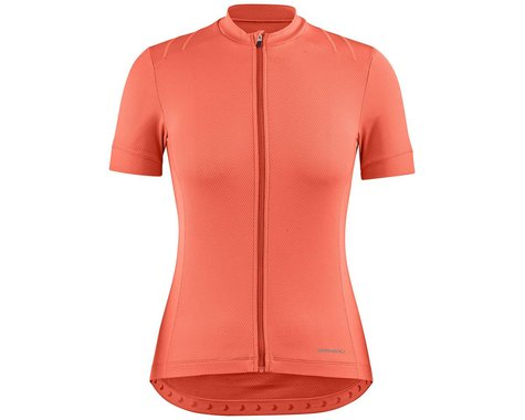 Louis Garneau Women's Beeze 3 Jersey (Pink) (L)