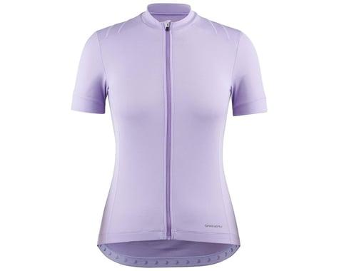 Louis Garneau Women's Beeze 3 Jersey (Purple) (L)