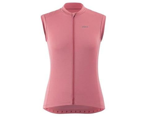 Louis Garneau Women's Breeze 3 Sleeveless Jersey (Pink) (XL)