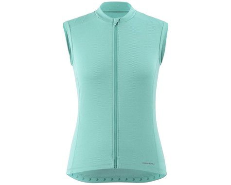 Louis Garneau Women's Beeze 3 Sleeveless Jersey (Green) (XL)