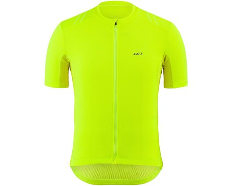 Louis Garneau Lemmon 3 Jersey (Bright Yellow) (M)