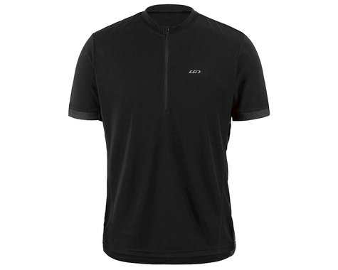 Louis Garneau Connection 2 Jersey (Black) (M)