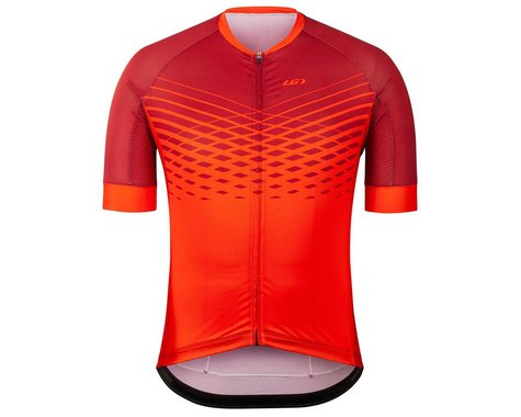 Louis Garneau Men's District Jersey (Red) (L)