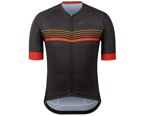 Louis Garneau Men's District Jersey (Black) (XL)