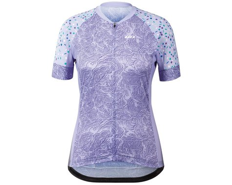 Louis Garneau Women's District Jersey (Confetti) (M)